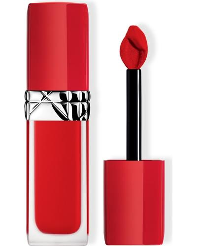 Dior Рідка помада для губ з квітковою олією Rouge Dior Ultra Care Liquid