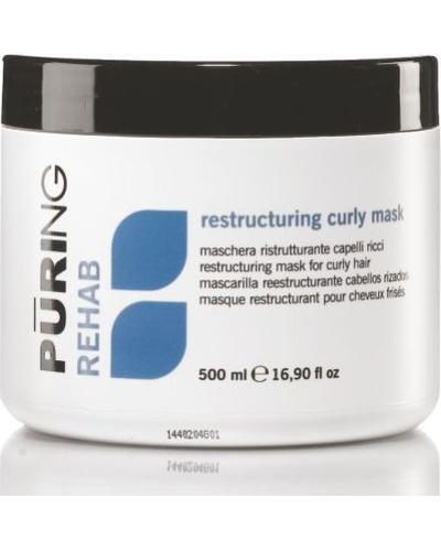 Maxima PURING Rehab Restructuring Curly Mask
