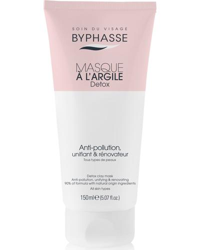 Byphasse Маска для обличчя Masque A L'Argile Detox Clay Mask