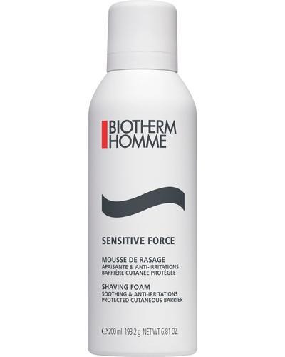 Biotherm Пена для бритья для чувствительной кожи Sensitive Force Shaving Foam