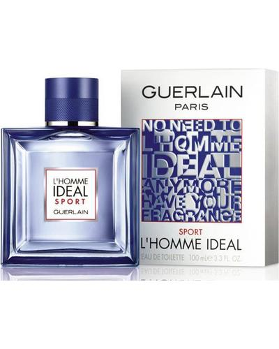 Guerlain L'Homme Ideal Sport. Фото 4