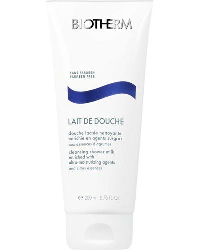 Biotherm Очищающее молочко для тела с цитрусовым экстрактом Lait De Douche Shower Milk