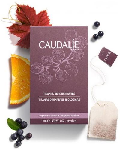 Caudalie Дренирующий био-чай для похудения Organic Herbal Tea. Фото 4