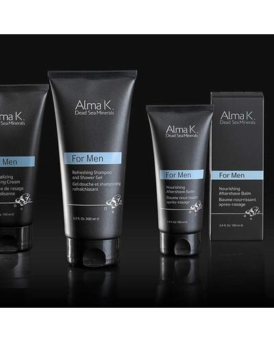 Alma K Revitalizing Shaving Cream. Фото 2