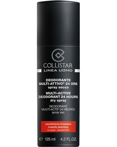 Collistar Uomo Deodorante Multi-Attivo 24