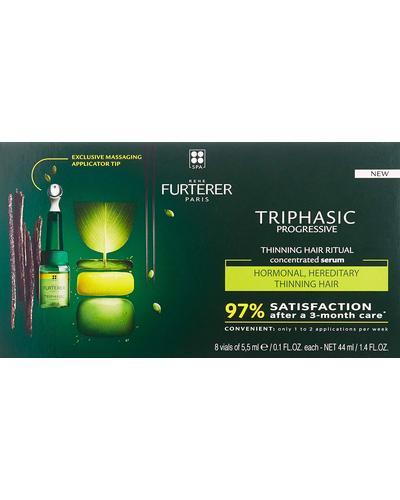 Rene Furterer Сыворотка от выпадения волос Triphasic Progressive. Фото 1