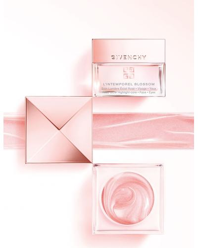 Givenchy L'Intemporel Blossom Rosy Glow Highlight Care. Фото 4