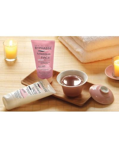 Byphasse Soothing Face Scrub. Фото 3