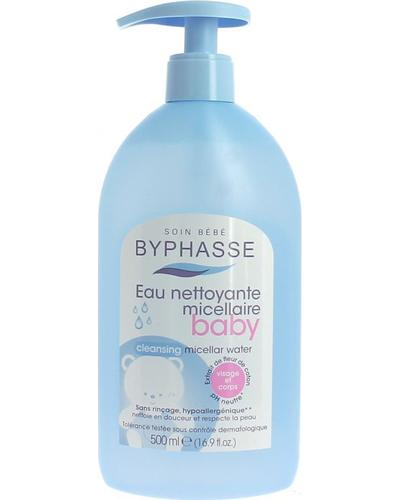Byphasse Міцелярна вода для дітей Gentle Cleansing Baby Micelar Water