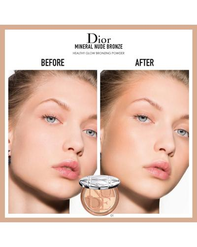 Dior Пудра для лица Diorskin Mineral Nude Bronze. Фото 1