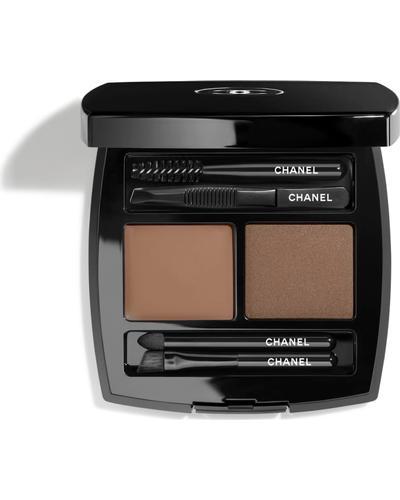 CHANEL Набор для макияжа бровей: воск, тени и аксессуары La Palette Sourcils