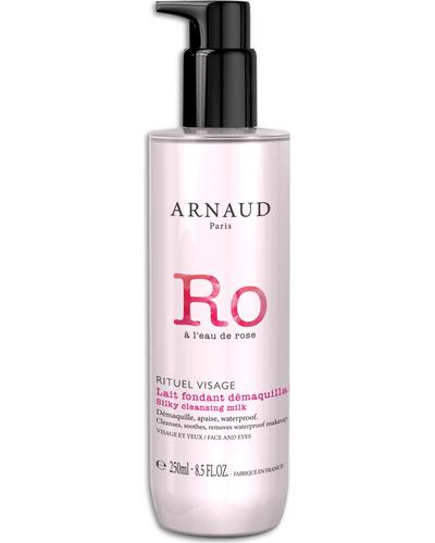 Arnaud Молочко для снятия макияжа с розовой водой Rituel Visage Silky Cleansing Milk