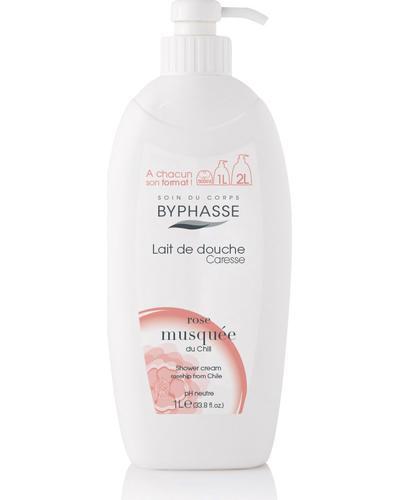 Byphasse Крем для душа Caresse Shower Cream