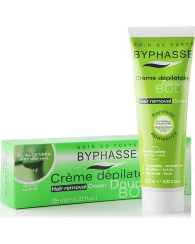 Byphasse Крем для депиляции Hair Removal Cream Aloe Vera. Фото 2