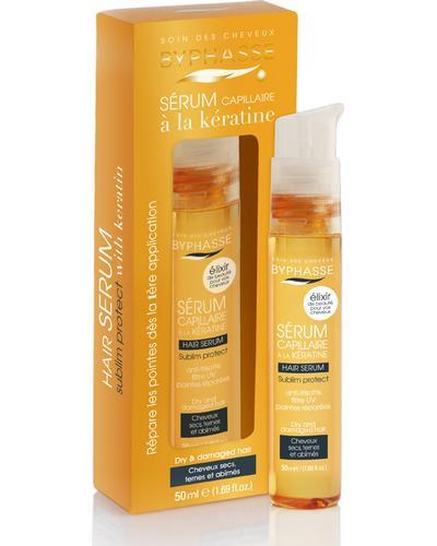 Byphasse Сыворотка для сухих и поврежденных волос Hair Serum Sublim Protect Dry And Damaged Hair