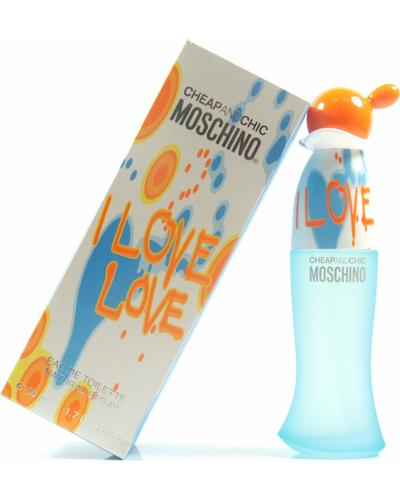 Moschino Cheap And Chic I Love Love. Фото 4
