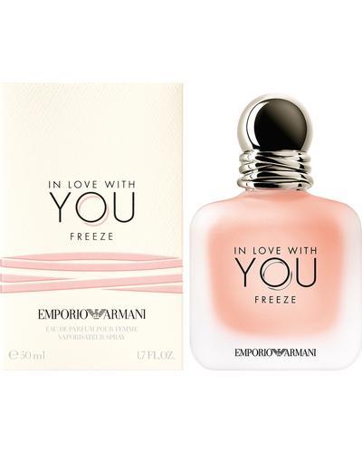 Giorgio Armani In Love With You Freeze. Фото 5