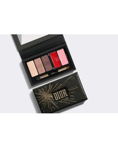 Dior Подарочный набор Sparkling Couture Palette Satin Eyes & Lips Essentials. Фото 2