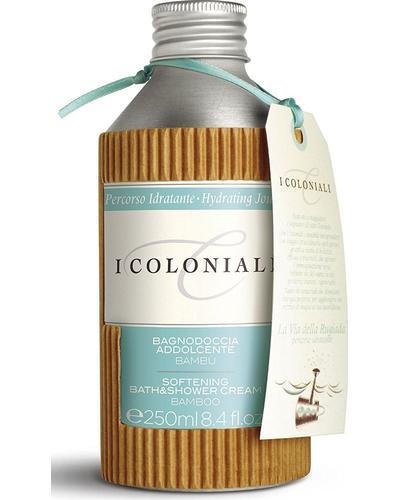 I Coloniali Softening Bath & Shower Cream Bamboo