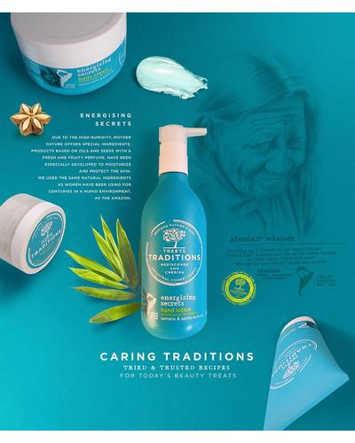 Treets Traditions Energising Secrets Hand Lotion. Фото 1