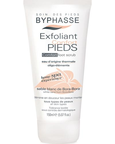 Byphasse Comfort Foot Scrub