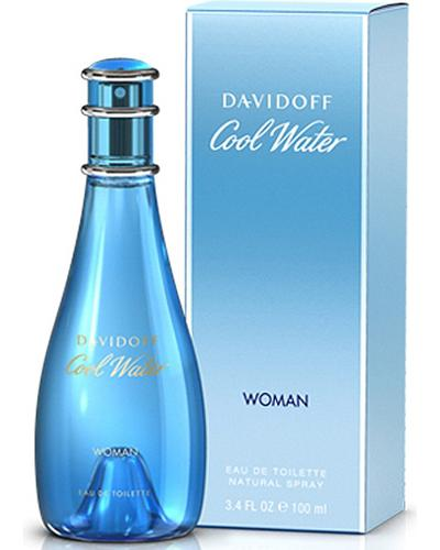Davidoff Cool Water Woman. Фото 5