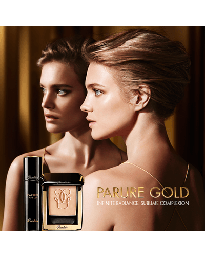 Guerlain Parure Gold Radiance Powder. Фото 2
