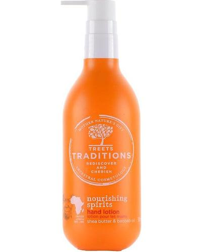 Treets Traditions Nourishing Spirits Hand Lotion