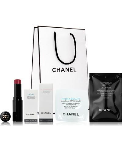 CHANEL Les Beiges Healthy Glow Lip Balm Set