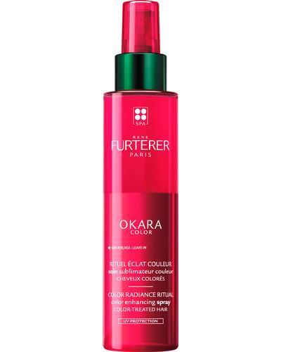 Rene Furterer Спрей 2-х фазний для захисту кольору волосся Okara Color Enchancing Spray