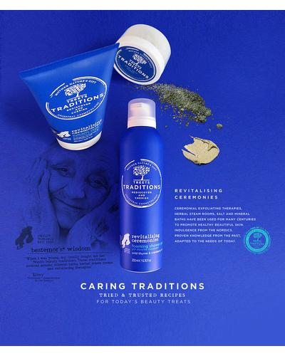 Treets Traditions Revitalising Ceremonies Body Salt Scrub. Фото 1