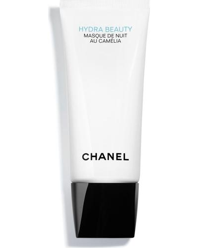 CHANEL Hydra Beauty Masque De Nuit Au Camelia