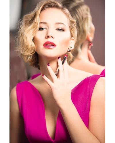 Dior Гелевая сердцевина - Зеркальный блеск Addict Lipstick. Фото 5