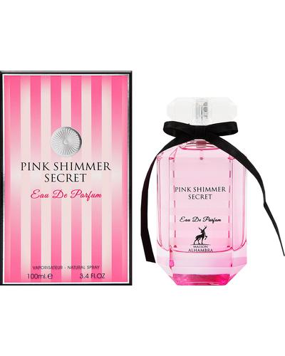 Al Hambra Pink Shimmer Secret фото 1
