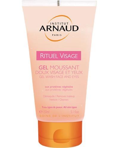 Arnaud Гель для снятия макияжа с лица и глаз Rituel Visage Gel Moussant