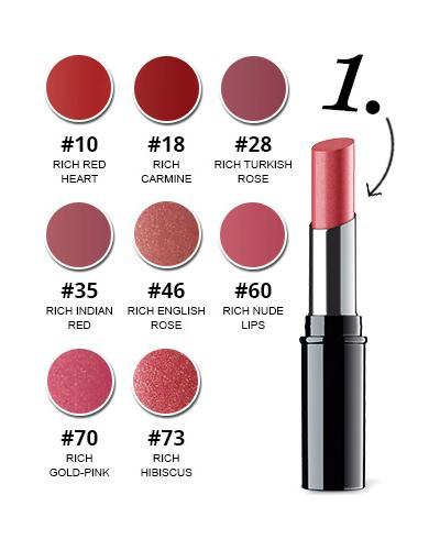 Artdeco Long Wear Lip Color. Фото 1