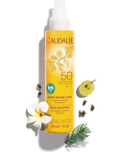 Caudalie Milky Sun Spray SPF50 фото 4