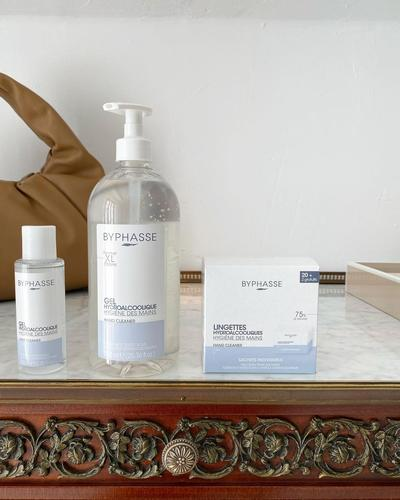 Byphasse Hydroalcoholic Hand Gel фото 1