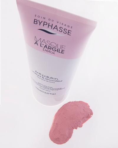 Byphasse Маска для лица Masque A L'Argile Detox Clay Mask. Фото 7