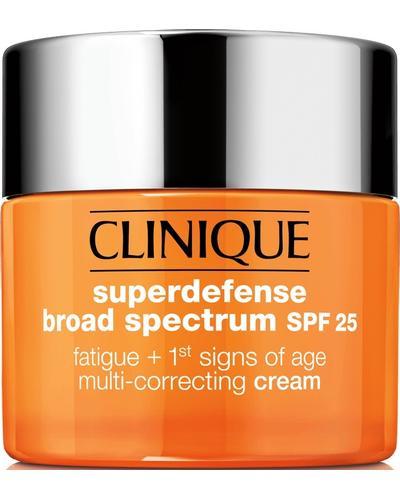 Clinique Корректирующий крем против следов усталости и первых признаков старения Superdefense Multi-Correcting Cream SPF 25