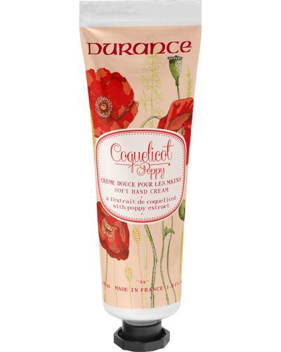 Durance Крем для рук с экстрактом мака Creme Mains parfumee Coquelicot