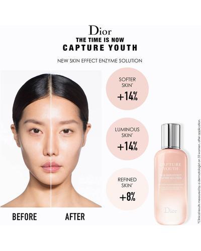 Dior Энзимный обновляющий лосьон Capture Youth New Skin Effect Enzyme Solution. Фото 2