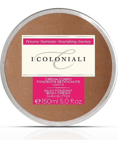 I Coloniali Silky Fondant Body Cream She Butter