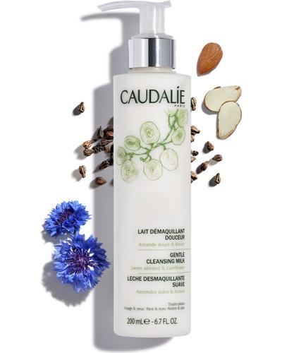 Caudalie Ніжне молочко для зняття макіяжу Gentle Cleansing Milk. Фото 2