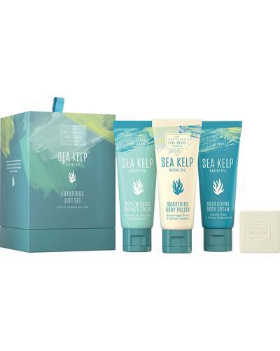 Scottish Fine Soaps Подарунковий набір Sea Kelp Marine Spa Luxurious Gift Set