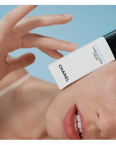 CHANEL Увлажняющий крем-флюид с водой камелии для сияния кожи Hydra Beauty Camellia Water Cream. Фото 1