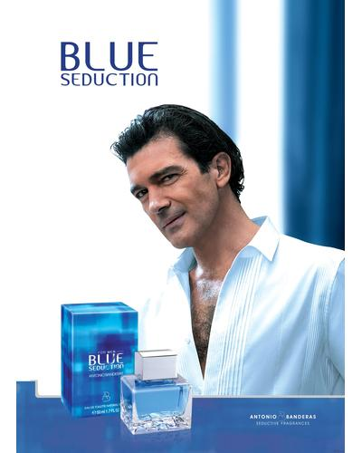 Antonio Banderas Blue Seduction for Men. Фото 1