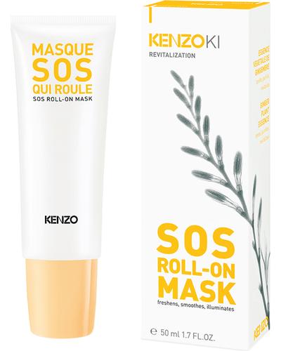 KenzoKi Sos Roll-On Mask. Фото 1
