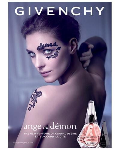 Givenchy Ange ou Demon Le Parfum & Son Accord Illicite. Фото 1