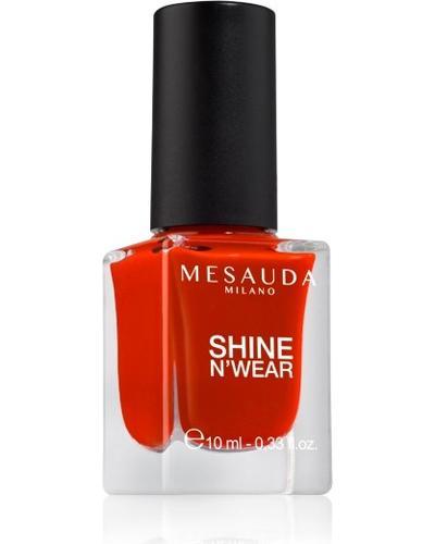 MESAUDA Лак для нігтів Shine N'Wear